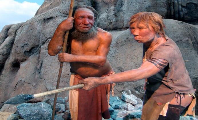 extinción del neandertal